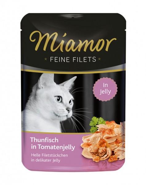Miamor Feine Filets 100g Thunfisch&Tomate