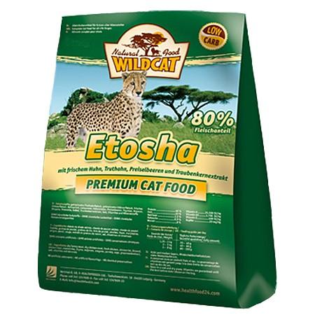 Wildcat Etosha Huhn&Truthahn 500g