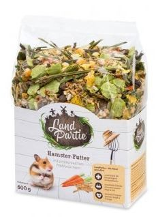LandPartie 600g Hamster-Futter