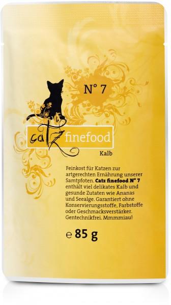 Cat 85g No.7 Kalb