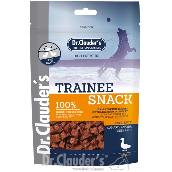 Dr.Clauders Ente 80g Trainee Snack