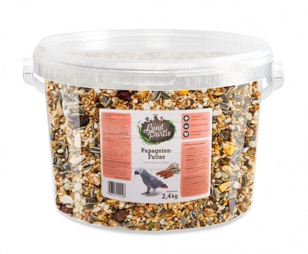 LandPartie 2,4kg Papageienfutter