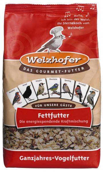 Welzhofer Fettfutter 1kg
