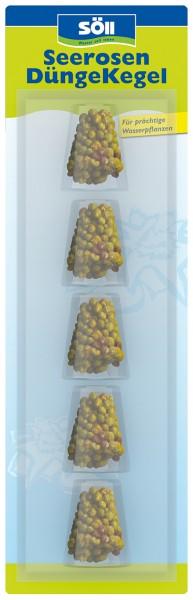 SöLL SeerosenDüngeKegel 5 Stück