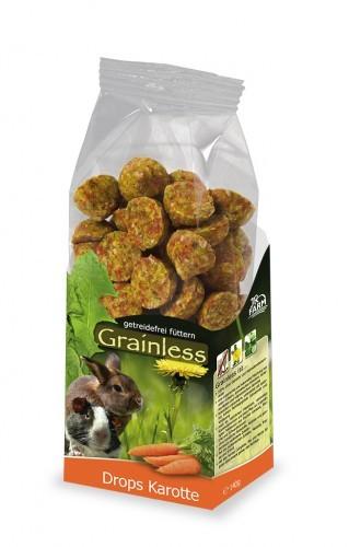 JR Farm Grainless Drops Karotte 140g