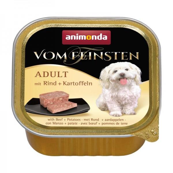 AM Dog V.F. Adult 150g Rind&Kartoffel