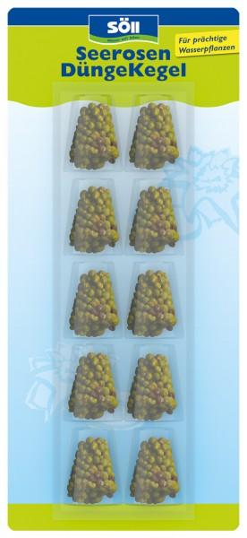 SöLL SeerosenDüngeKegel 10 Stück