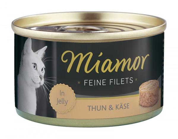 Miamor Feine Filets 100g Thunfisch&Käse