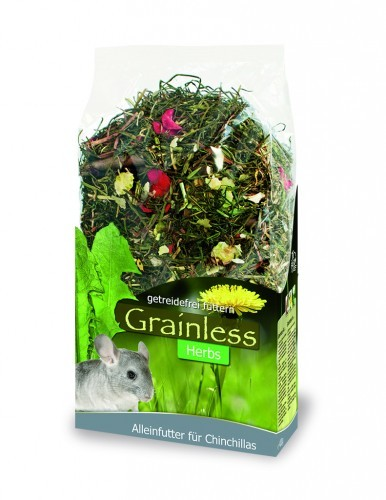 JR Farm Herbs Chinchilla 400g