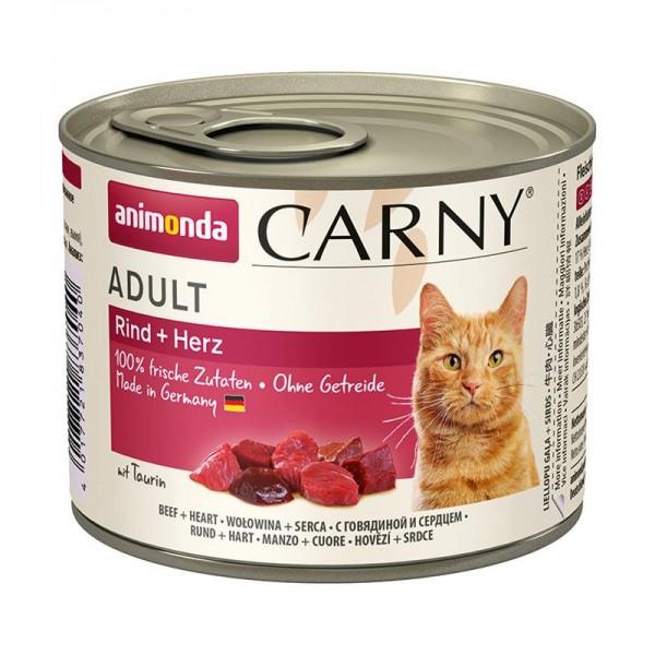 Carny Adult 200g Rind&Herz