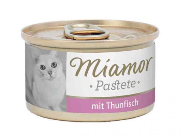 Miamor zarte Fleischpastete 85g mit Thunfisch