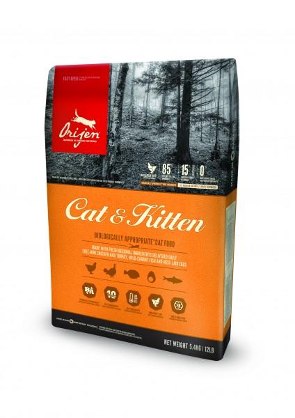 Orijen 5,4kg Cat&Kitten