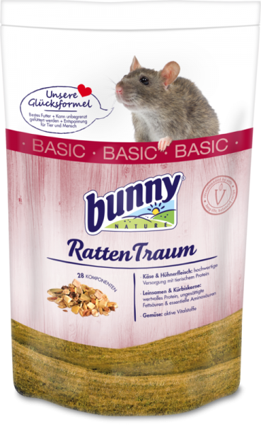 Bunny RattenTraum basic 1,5kg
