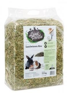 LandPartie 2,5kg Landwiesenheu