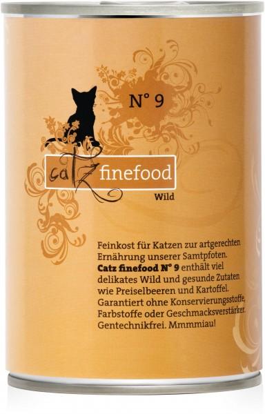 Cat 400g No.9 Wild