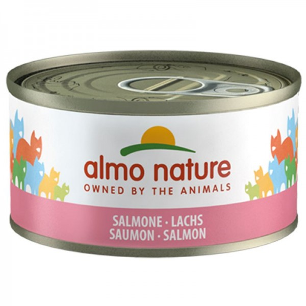 Almo Nature Cats Legend 70g Lachs