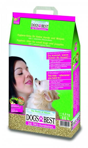 Dogs Best Hundestreu 10l