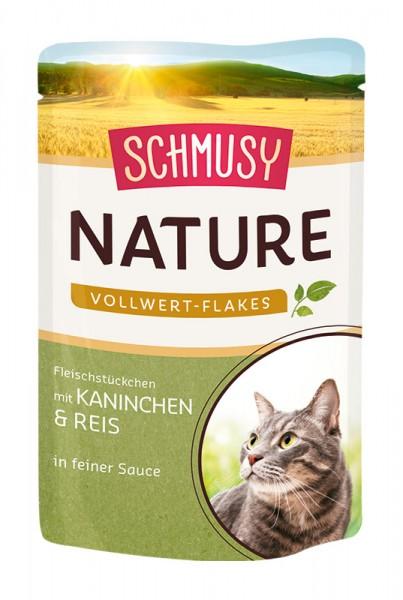 Schmusy Nature 100g Kaninchen&Reis