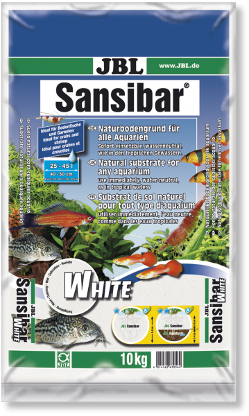 JBL Sansibar 10kg white