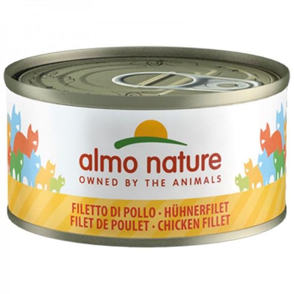 Almo Nature Cats Legend 70g Hühnerfilet