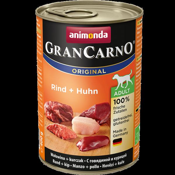 GranCarno Adult 400g Rind&Huhn