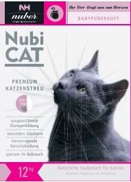 NUBI CAT Babypuderduft
