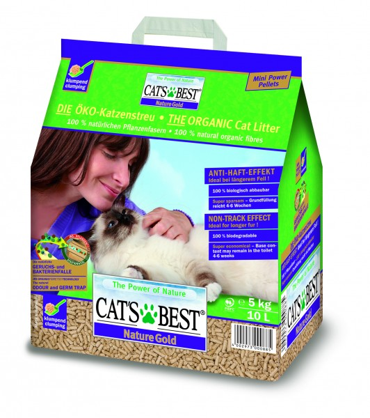 Cats Best Smart Pellets 5kg