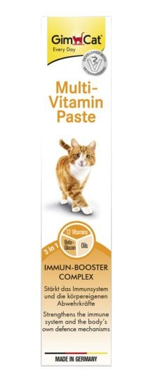 GimCat Multi-Vitamin Paste 50 g