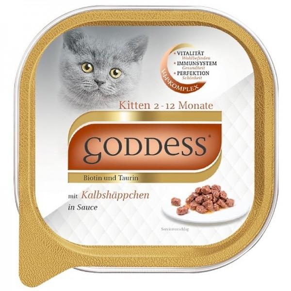 GODDESS 100g Kitten Kalbshäppchen