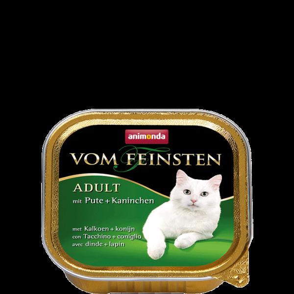 animonda Vom Feinsten Adult 100g Pute & Kaninchen