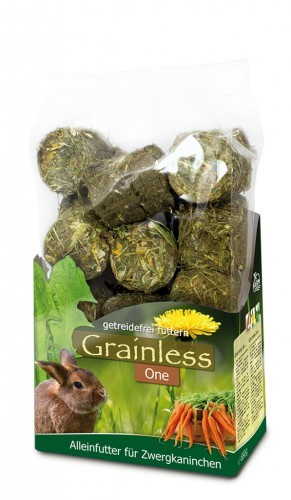 JR Farm Grainless One Zwergkaninchen 950g