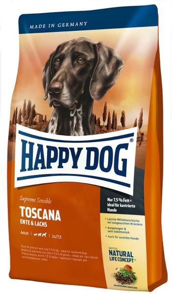 HappyDog Supreme Sensible Toscana 4kg