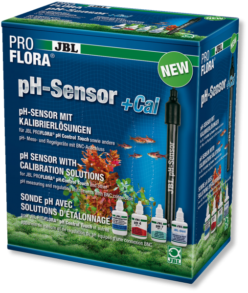 JBL ProFlora pH-Sensor+Cal