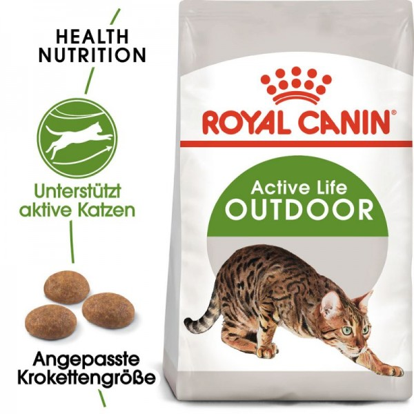 RC FHN 2kg Outdoor 30
