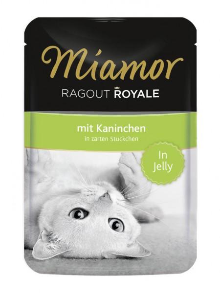 Miamor Ragout Royal 100g Kaninchen