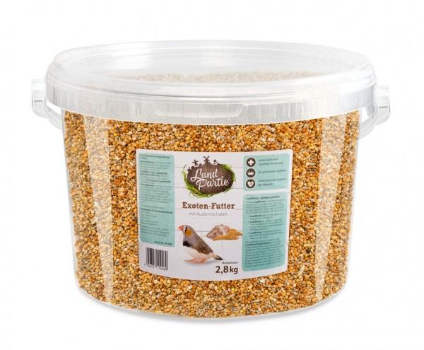 LandPartie 2,8kg Exotenfutter