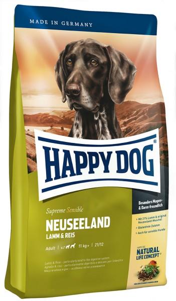 HappyDog Supreme Sensible Neuseeland 4kg