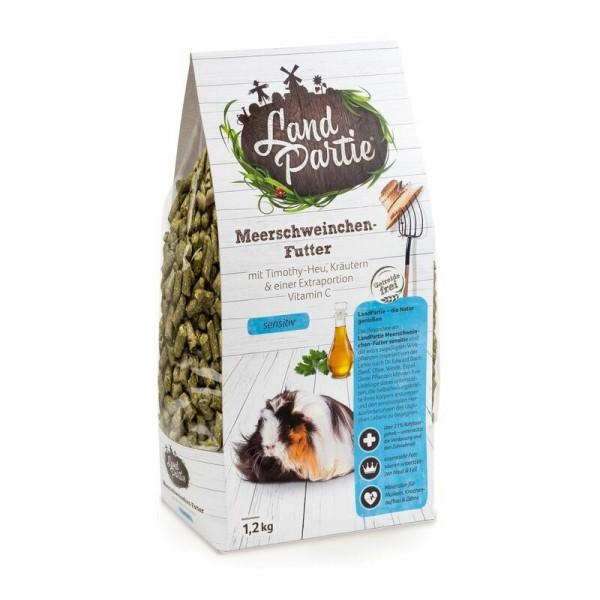 LandPartie Meerschweinchen-Futter sensitiv 1,2kg