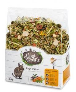 LandPartie 1,5 kg Degu-Futter mit Luzerne