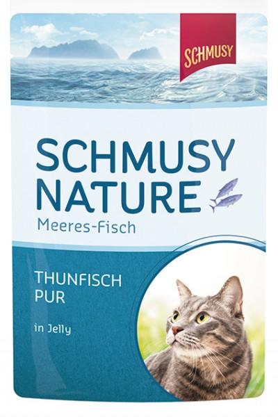 Schmusy Meeres-Fisch 100g Thunfisch pur