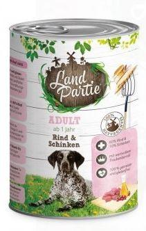 LandPartie 400g 70% Rind&Schinken