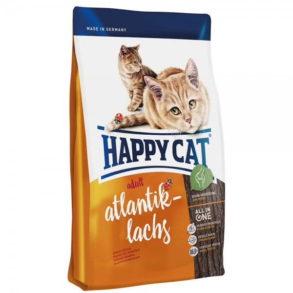 Happy Cat Supreme Adult 1,4kg Atlantik Lachs