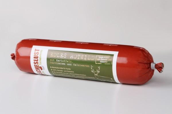 Fleischeslust Rotwild 400g
