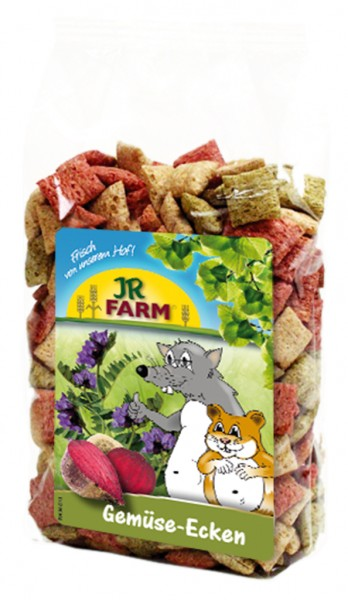 JR-Farm Gemüse Ecken 100g