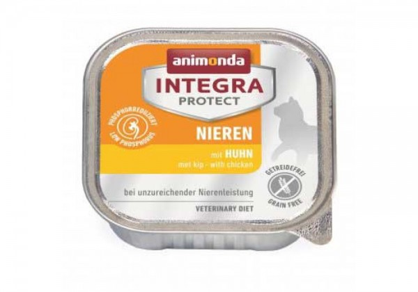 animonda Integra Protect Niere 100g mit Huhn