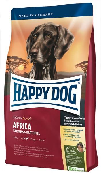 HappyDog Supreme Sensible Africa 4kg