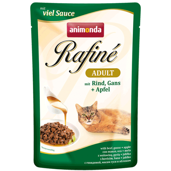 Rafine 100g Rind&Gans