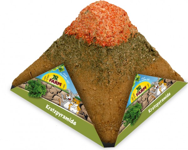 JR-Farm Kratzpyramide 400g
