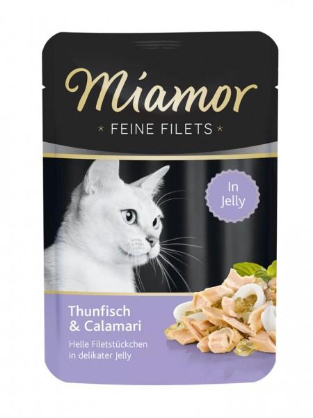 Miamor Feine Filets 100g Thunfisch&Calamari