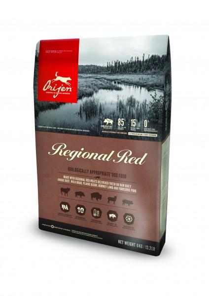 Orijen 6kg Regional Red